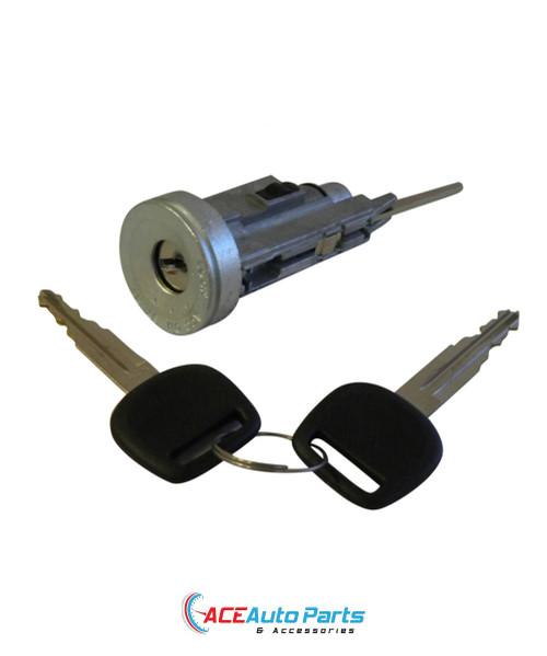 Ignition Barrel + keys  For Toyota Landcruiser 80 Series