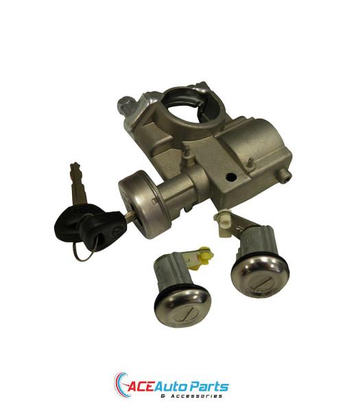 Ignition Barrel + Door Locks For Mazda 626 GC GD