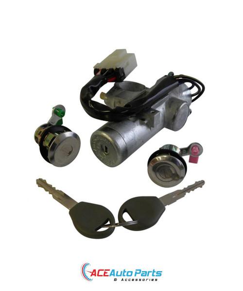Ignition Barrel Lock Switch Door Locks Nissan Pathfinder R50