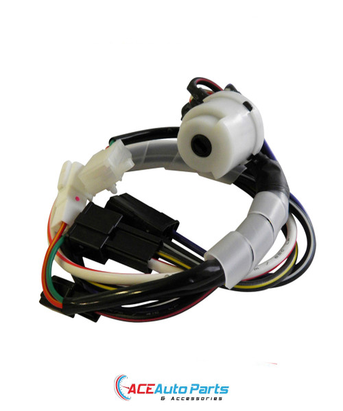 Ignition Switch For Mazda 323 10/1985 to 10/1987