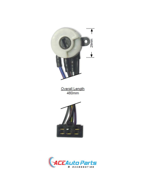 Ignition Switch For Mitsubishi Lancer LA LB LC