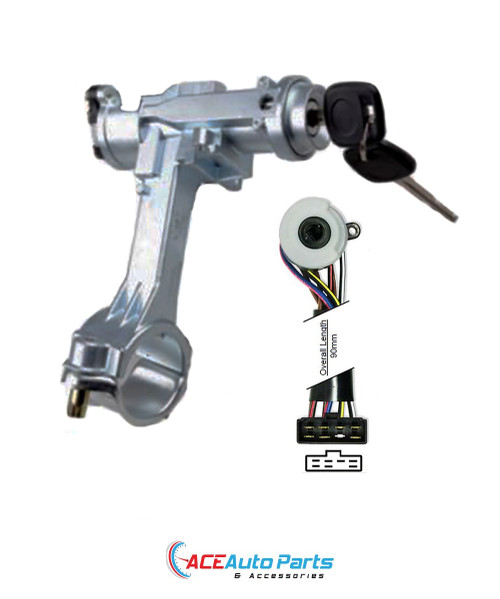 Ignition Housing + Barrel + Switch For Toyota Hilux 88-07/91