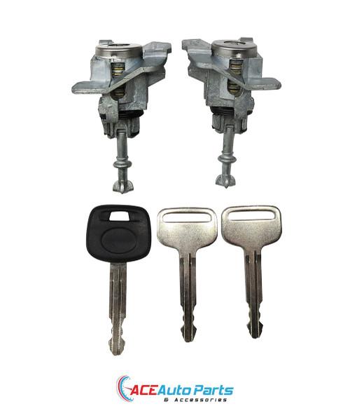 Door locks for Toyota Hiace KDH200+KDH225 LH+RH 2005~2016