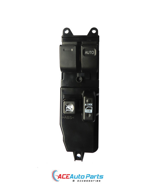 Power Window Switch For Toyota Hiace KDH200 Series 2005-2011