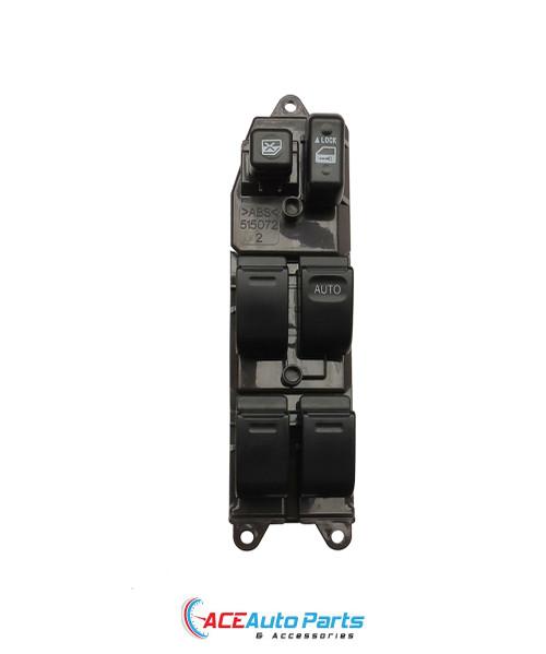 Power Window Switch For Toyota Hilux KUN16-26 2005-2015