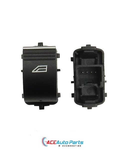 Power Window Switch For Ford Focus LW + LZ 2011 to 2018 Single Button