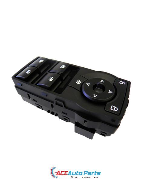 Power Window Switch For Holden Statesman WM 2007-2014 Black