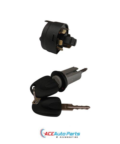 Ignition Barrel + Switch For Holden Barina SB 1994-03/2001