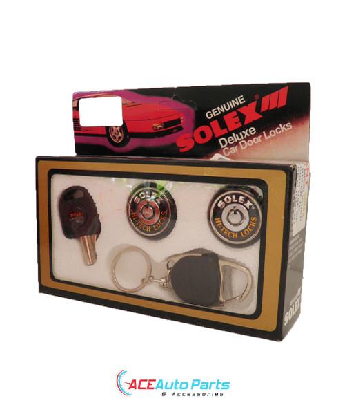 Solex Anti-Theft Door Lock Set For Chrysler Galant GB + GC