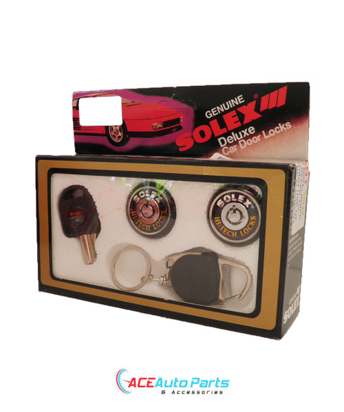 Solex Anti-Theft Door Lock Set For Daihatsu Hijet 1974-1990