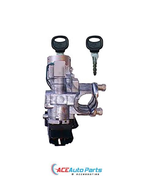 Ignition Barrel + Lock + Switch Ford Laser KJ