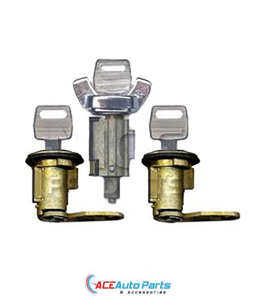 Ignition Barrel + Door Locks For Ford F100 F250 1975-1987
