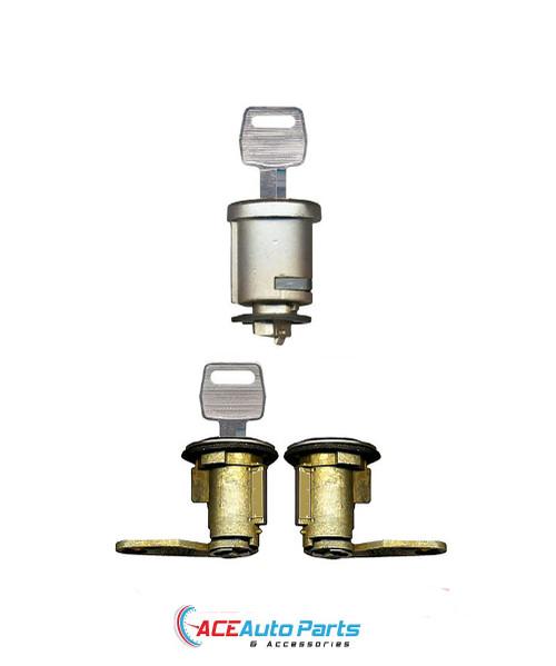 Ignition Barrel Door Locks Ford F100 F150 F250 F350