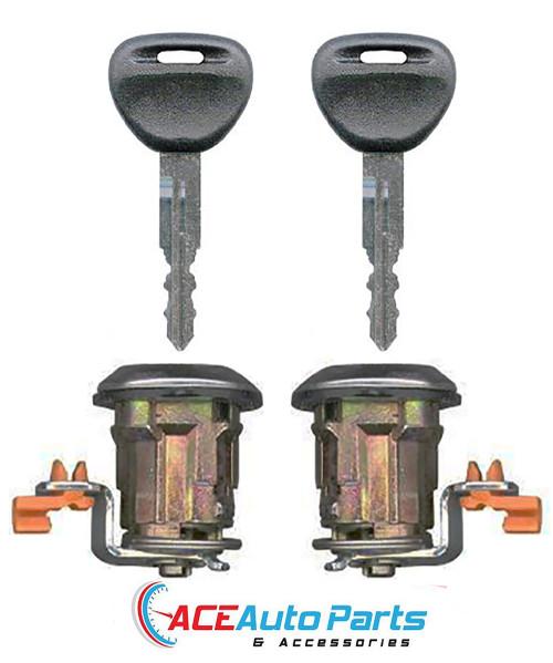 Door Locks For Mitsubishi Pajero NH NJ NK NL 1991~2000