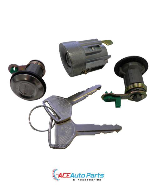Ignition Barrel + Door Locks For Toyota Hilux 1978-08/1981 LN RN