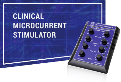 Clinical Microcurrent Stimulator