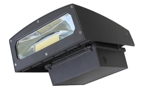 100W Adjustable LED Wall Pack Light WP11C100R95