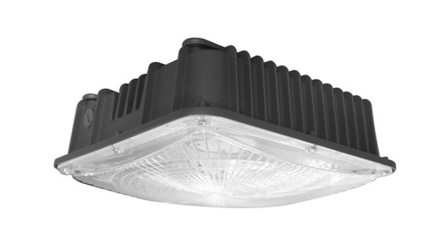 LED Canopy 80w Commercial Grade Light Fixture 5000K Cool White