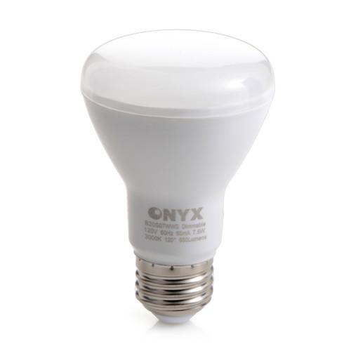 LED Bulb BR20 Size Warm White 7.5 Watt
