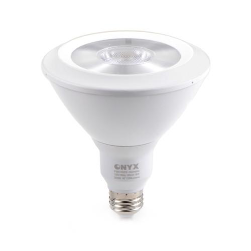 PAR38 LED light bulb front