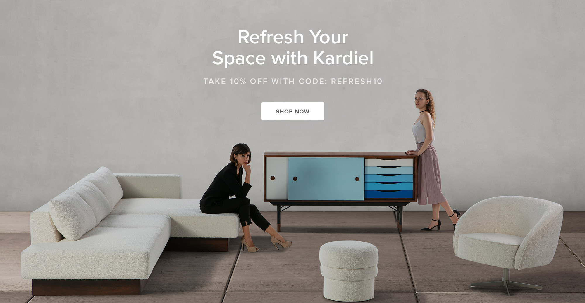 Refresh Your Space with Kardiel