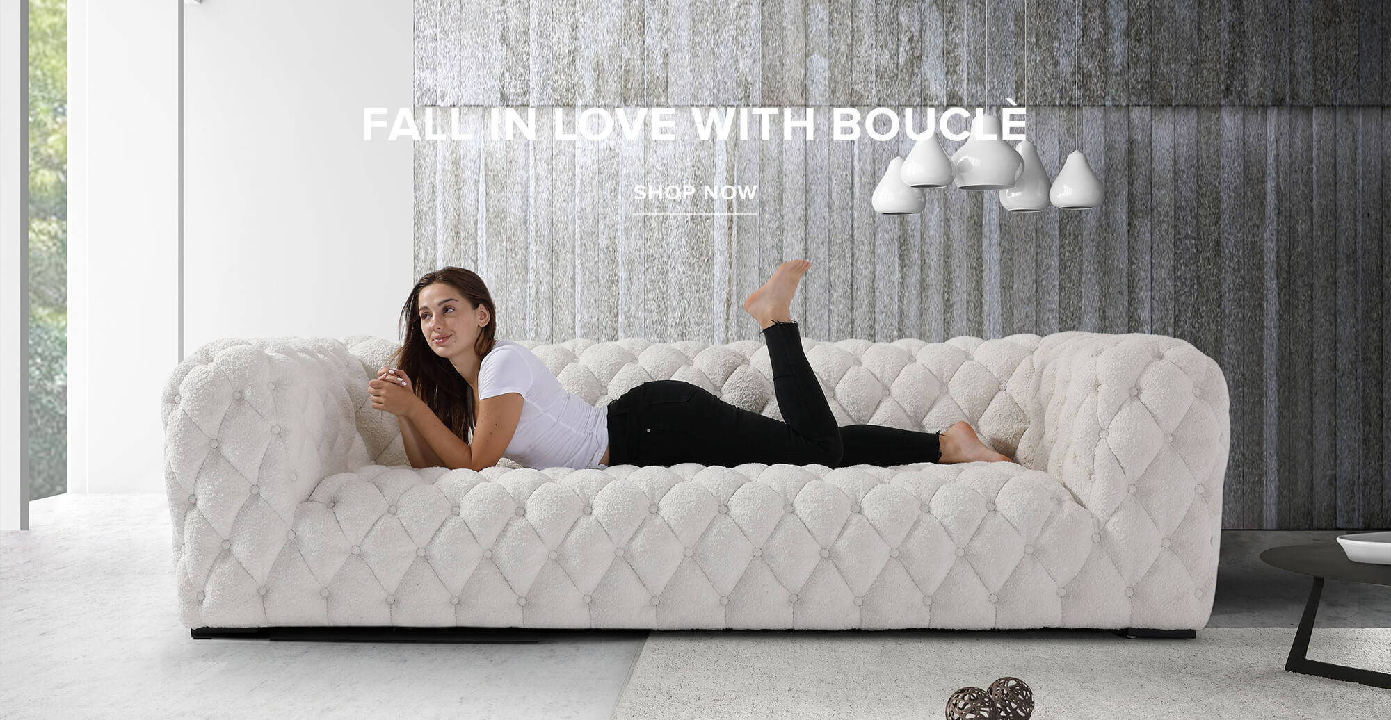 Fall in Love with Boucle!