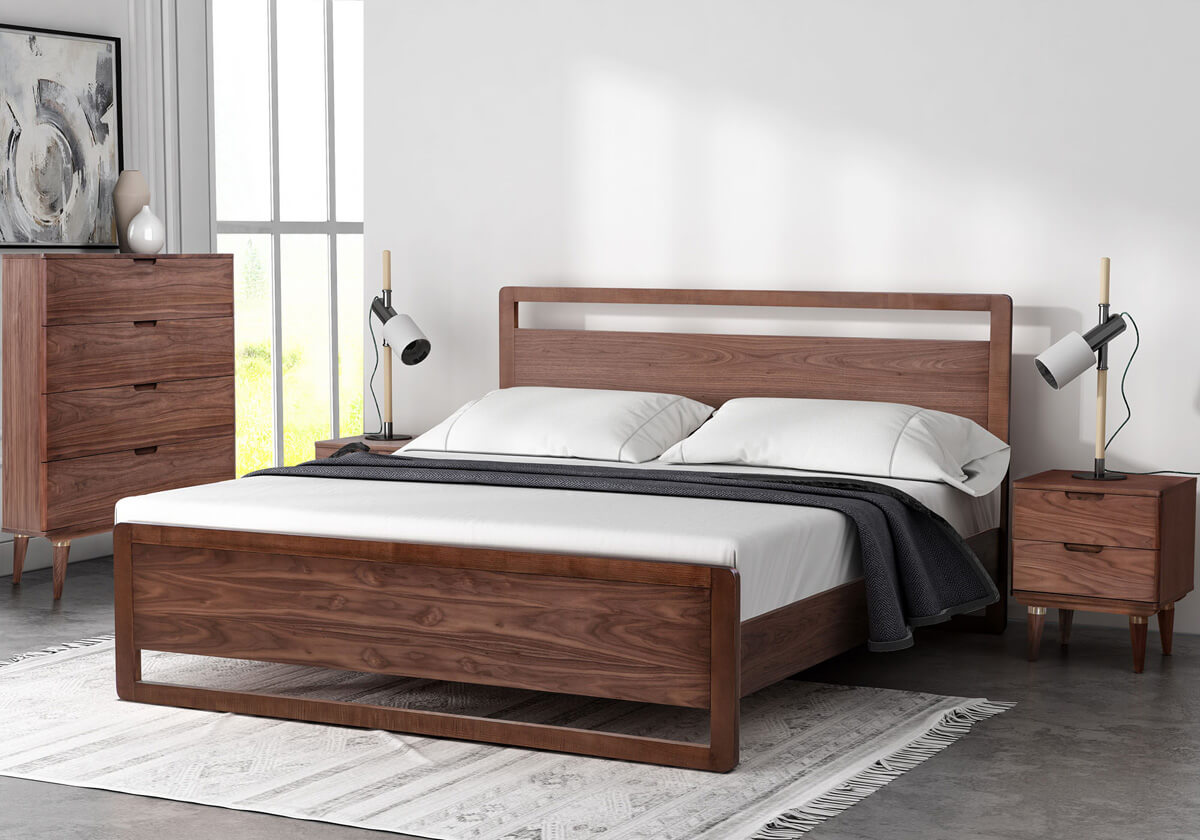 StarkeBed DreamDressers Mid Century Modern Bedroom Furniture