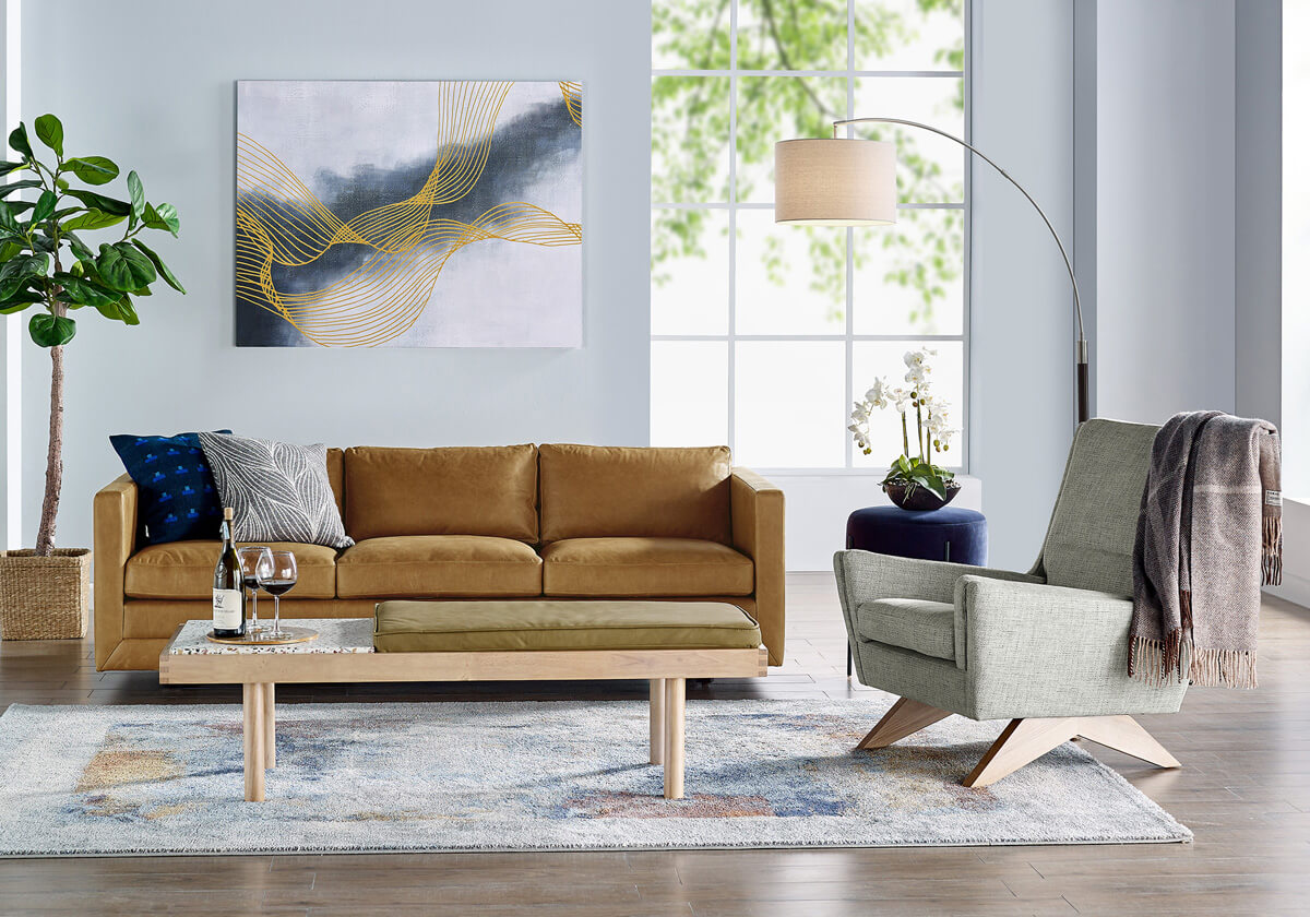 Manhattan Brasilia Teraz B 3 Seater Leather Sofa