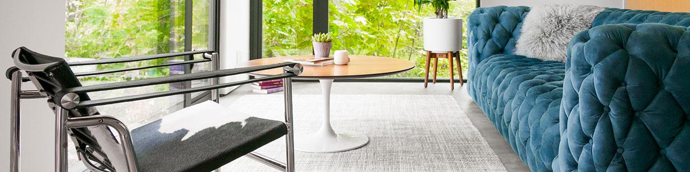 Kardiel Modern Accent Chairs