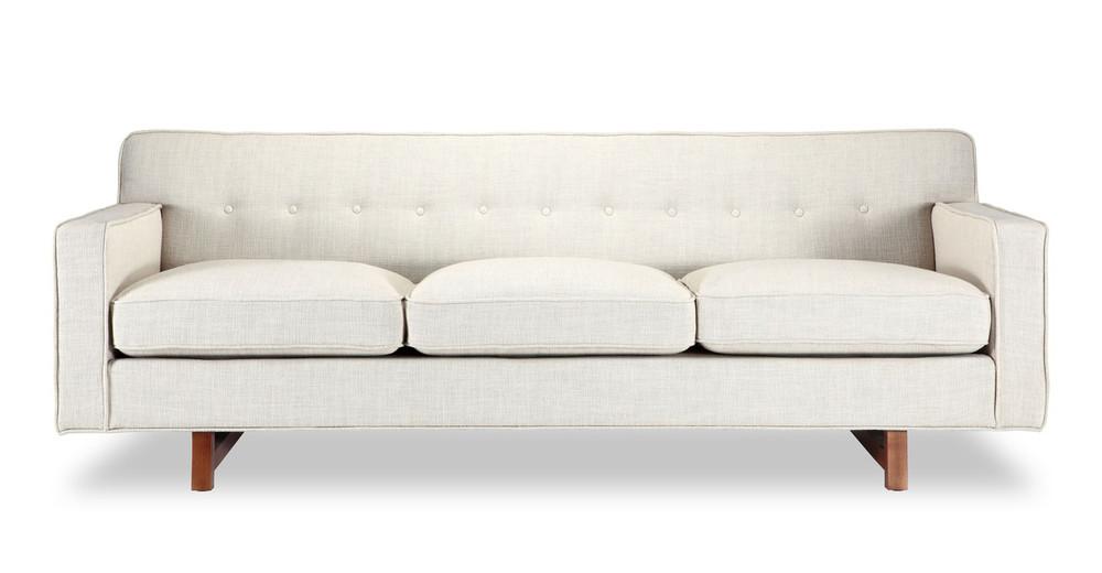 Beau Kennedy Sofa, Urban Hemp