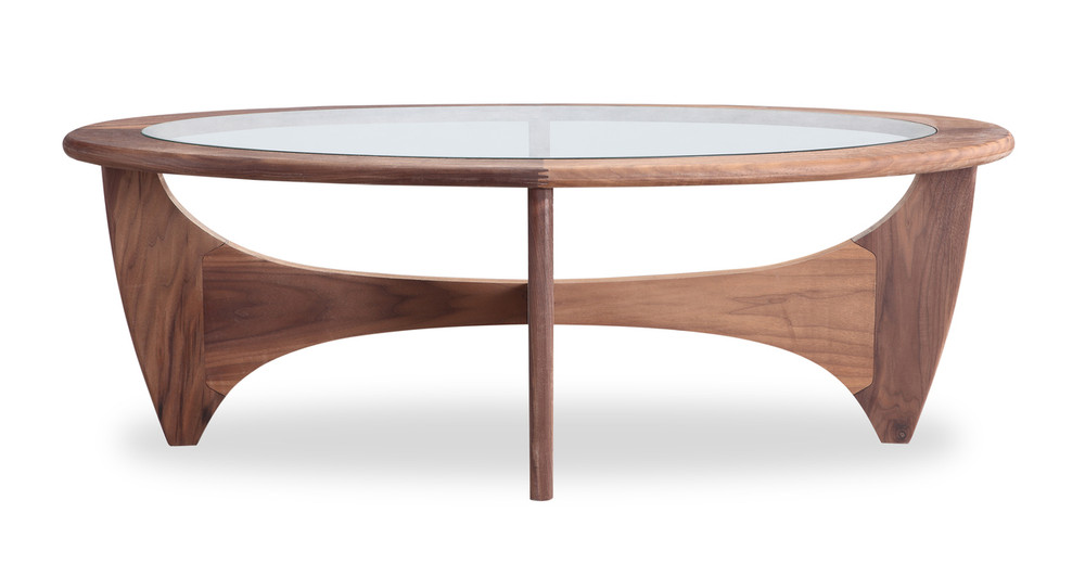 G-Plan Walnut Coffee Table