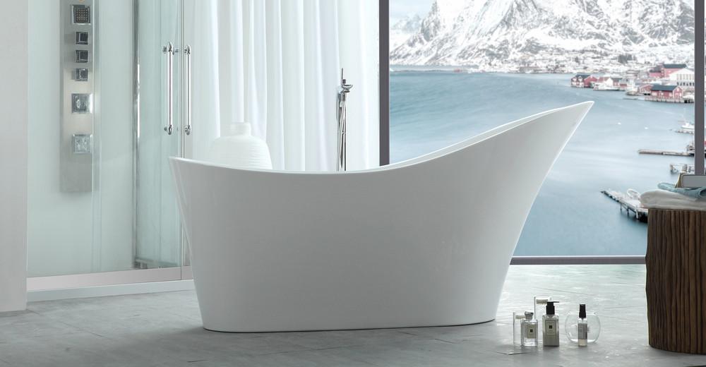 "Caracalla Bathtub 67"","