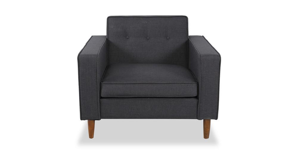 Eleanor Chair, Urban Ink