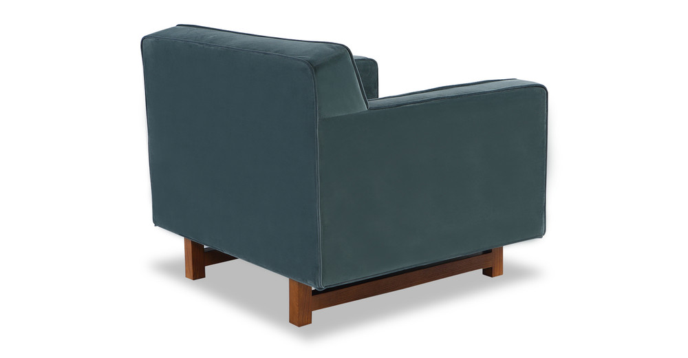 ... Kennedy Chair Neptune Plush ...  sc 1 st  Kardiel & Kennedy Chair Neptune Plush - Kardiel
