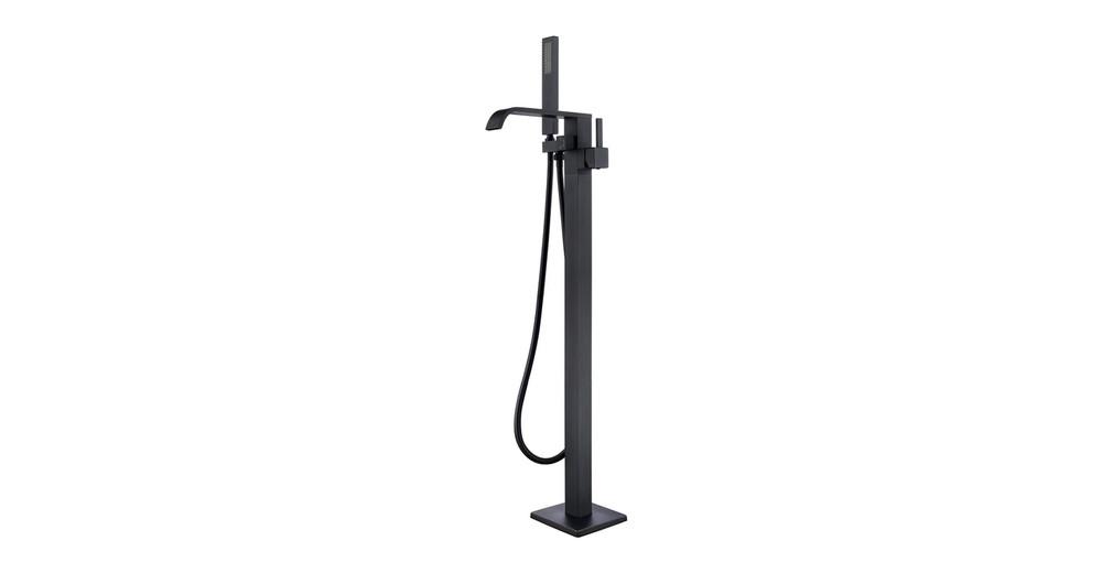 Kaieteur Tub Faucet, Black