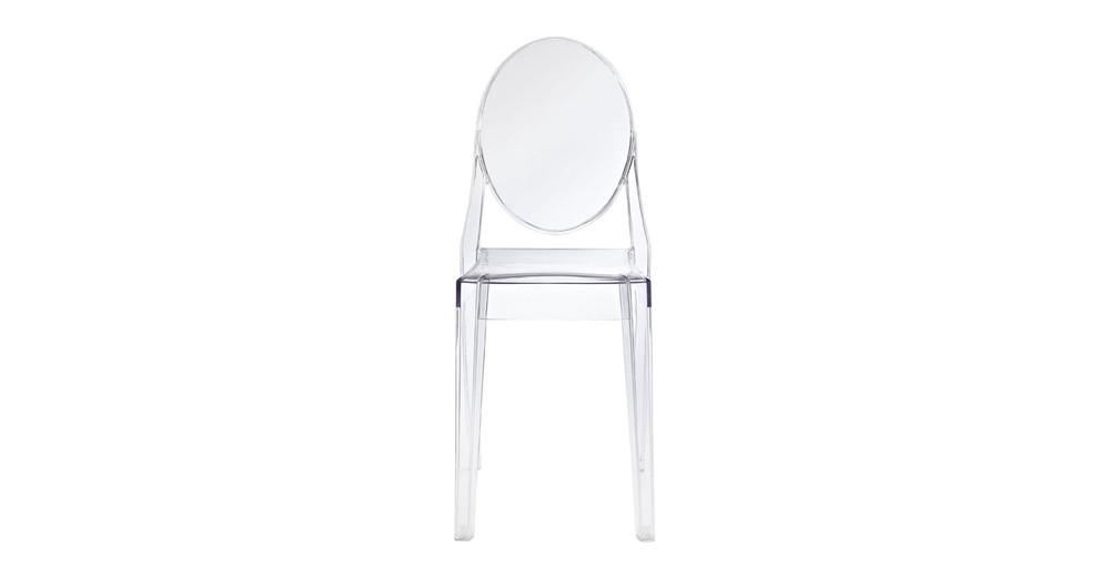 Phillip Chair, Clear