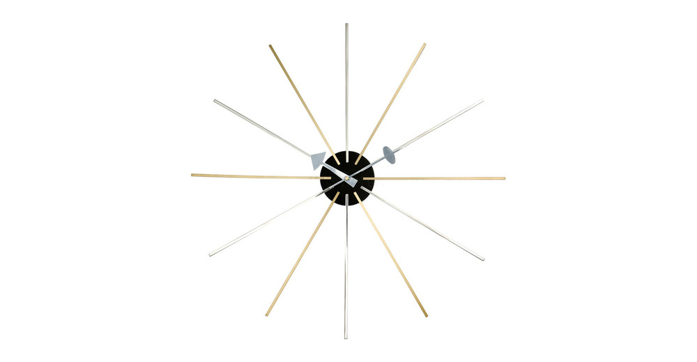 George Nelson Star Clock