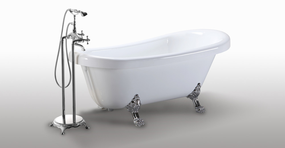 Delos bathtub
