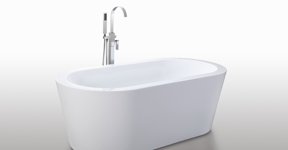 "Pella Bathtub, 59"""