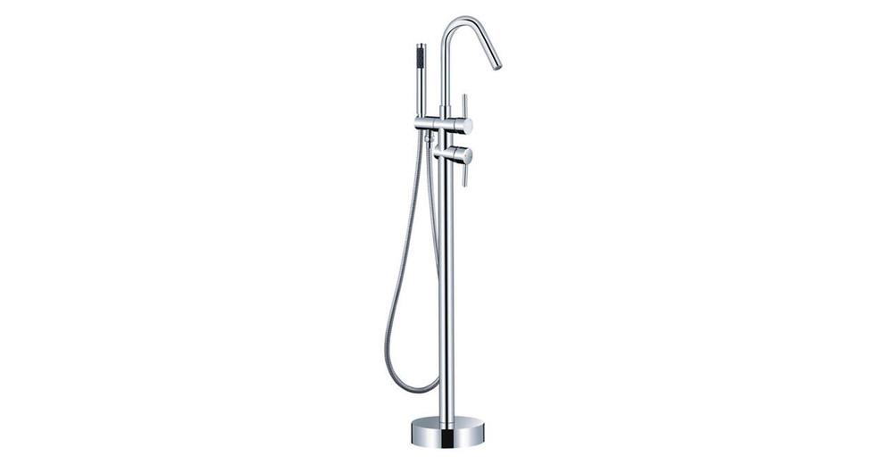 Wallaman Tub Faucet, Chrome