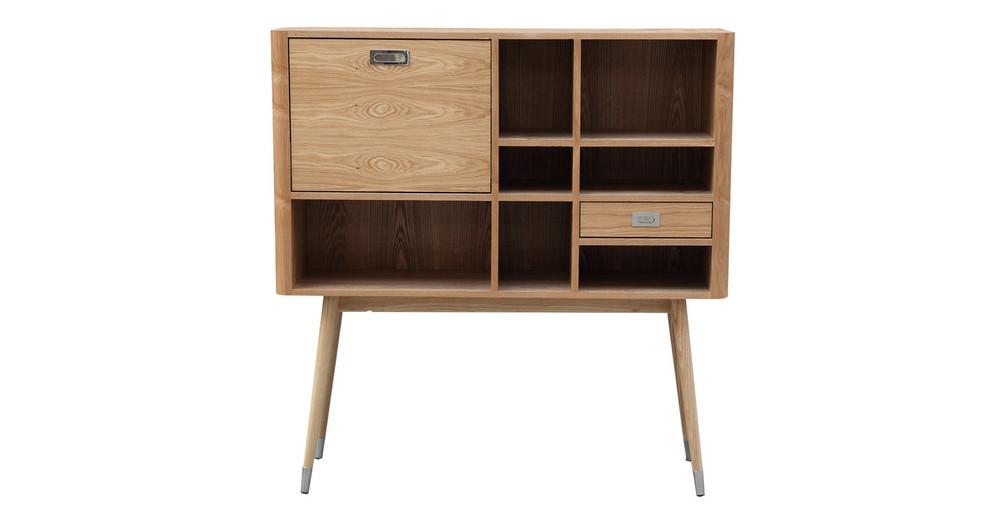 "Elroy Buffet Cabinet, Ash 48.8"""
