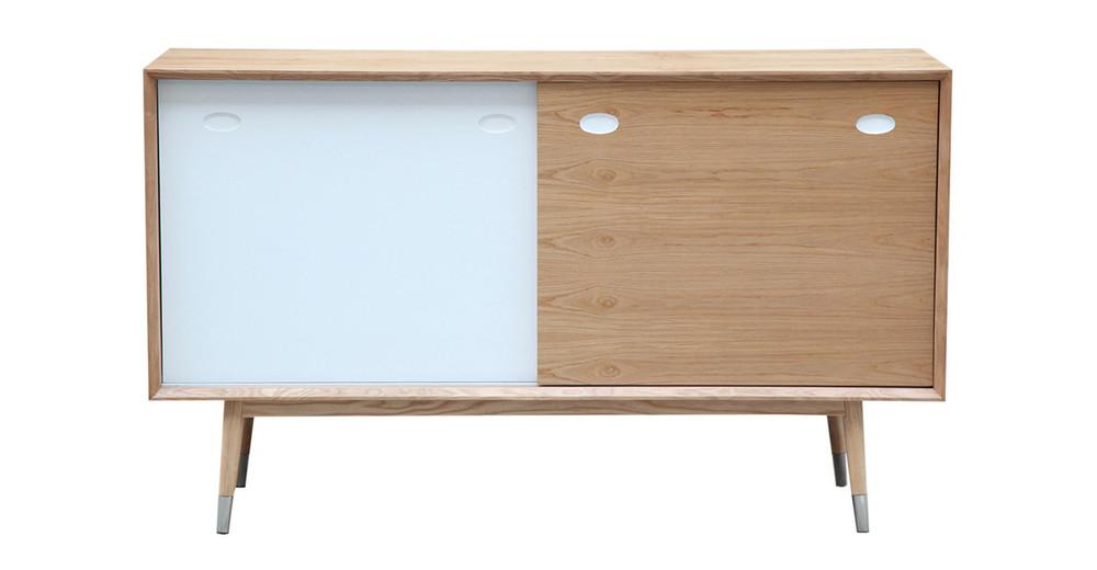 Elroy mid century modern sideboard credenza