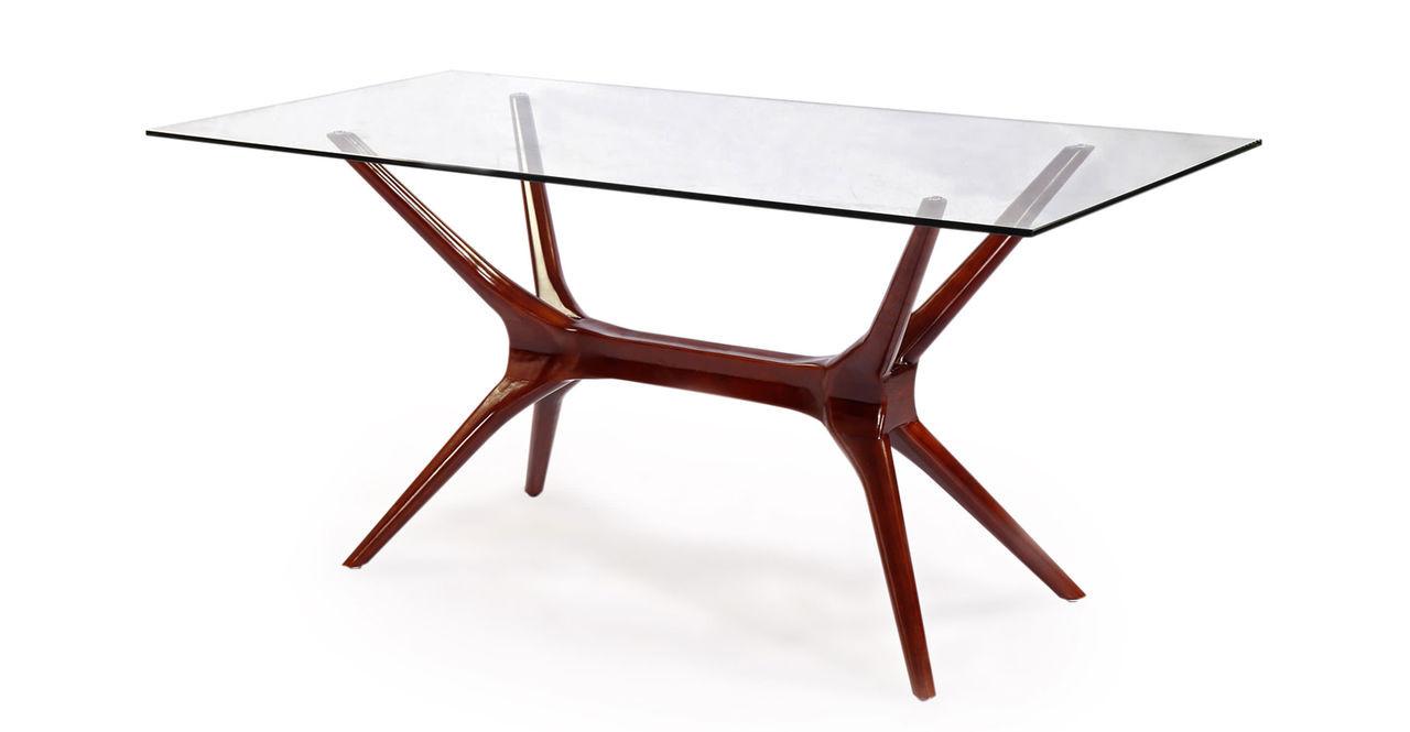 87dc960e4b5 mid century modern dining table
