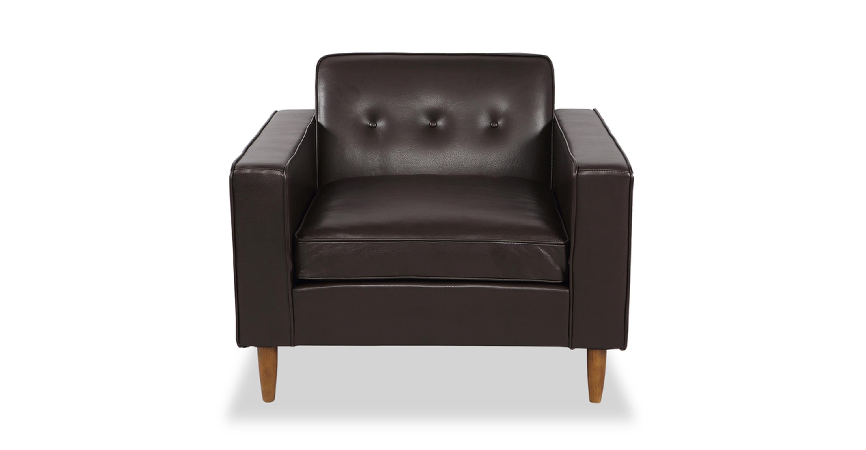 Phenomenal Eleanor Chair Brown Premium Leather Bralicious Painted Fabric Chair Ideas Braliciousco
