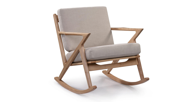 Cool Partridge 30 Fabric Rocking Chair Opal Theyellowbook Wood Chair Design Ideas Theyellowbookinfo