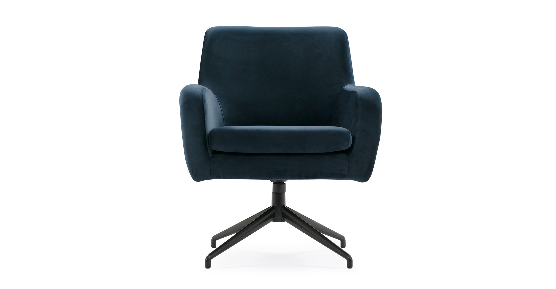 Cool Cameron 27 Fabric Chair Royal Blue Velvet Pdpeps Interior Chair Design Pdpepsorg