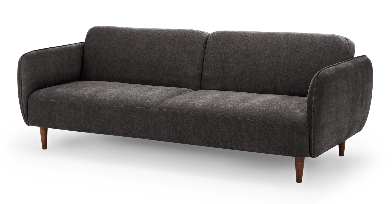 Omer 88 Fabric Sofa Sleeper Twilight Kardiel