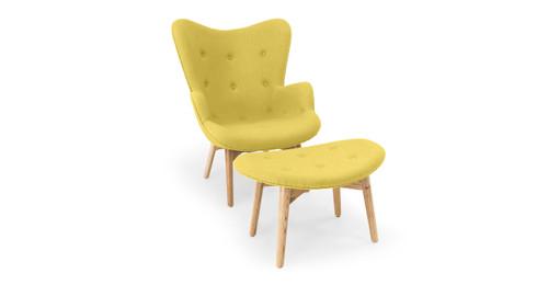 Awesome Grant Featherston Contour Wing Chair R 152 Creativecarmelina Interior Chair Design Creativecarmelinacom