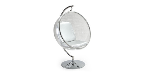 Pleasant Eero Arnio Bubble Chair Globe Inzonedesignstudio Interior Chair Design Inzonedesignstudiocom