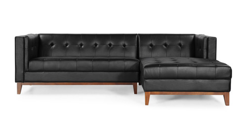 Mid Century Modern Chaise sofa sectional Harrison